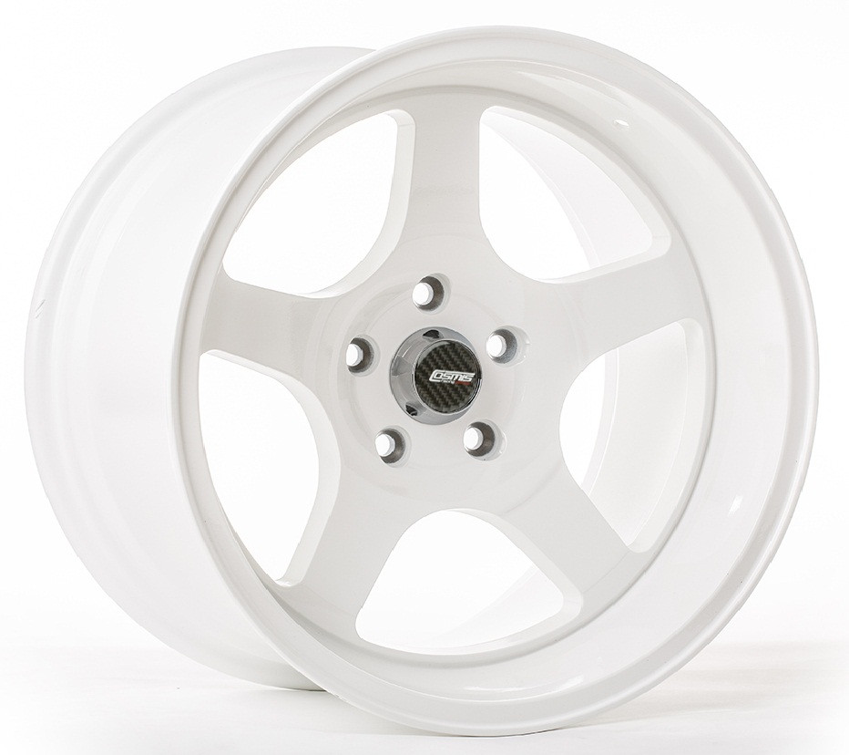 Cosmis Racing XT-005R Wheel in White