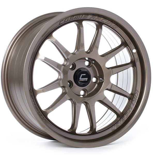 Cosmis Racing XT-206R Wheel in Bronze