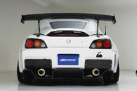 Spoon Sports 3D GT Carbon Fiber Rear Wing -  Honda S2000 AP1 AP2