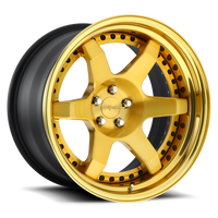 Rotiform 3 Piece Forged SIX Wheel