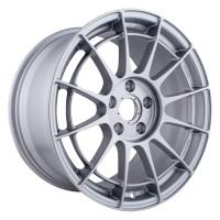 "Enkei NT03RR Wheel - 17x9"" +45 5x114.3 Silver"