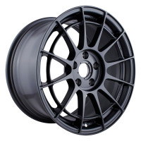 "Enkei NT03RR Wheel - 18x10.5"" +25 5x114.3 Gunmetal"