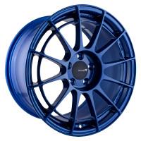 """Enkei NT03RR Wheel - 18x9.5"""" +40 5x114.3 Victory Blue"""