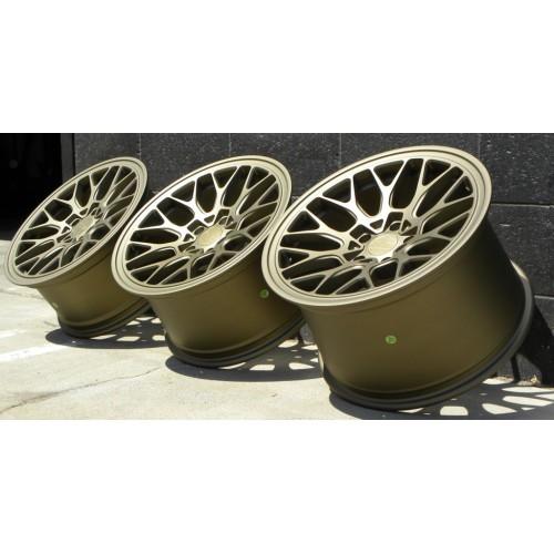 ESM FF1 Wheel in Motorsport Matte Bronze
