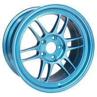 "Enkei RPF1 Wheel - 17x9"" +35 5x114.3 Emerald Blue"