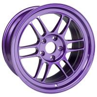 """Enkei RPF1 Wheel - 17x9"""" +22 5x114.3 Purple"""
