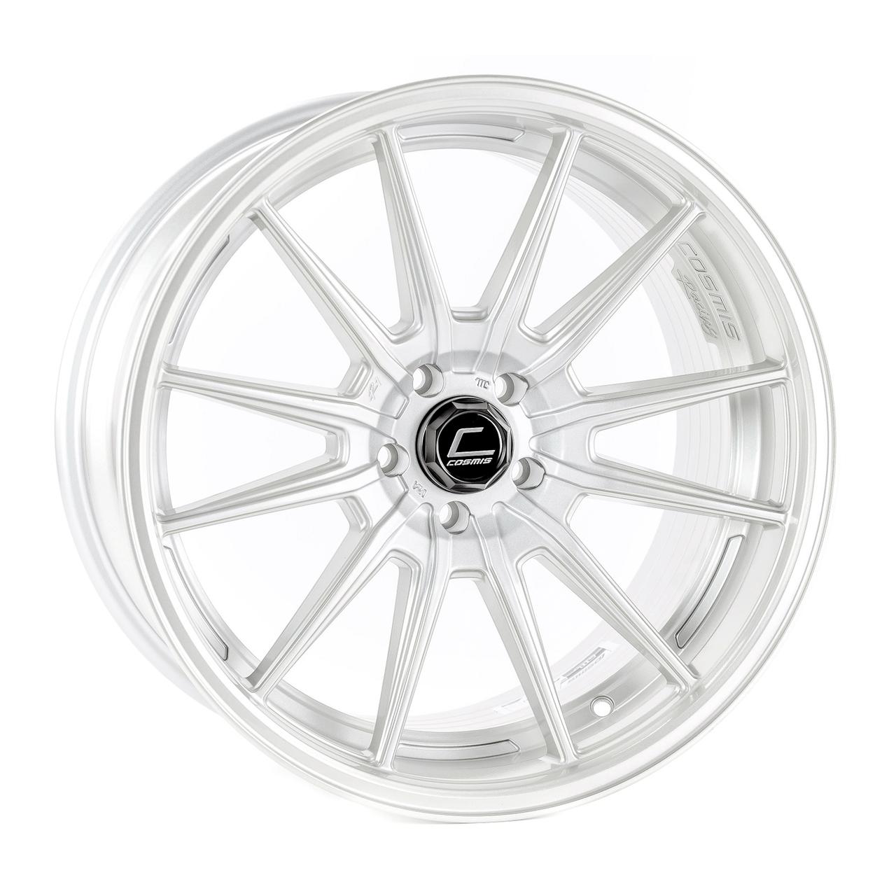 Silver Cosmis R1 Pro Wheel