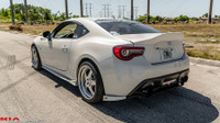 NIA Rear Spats - Paint Matched - Toyota 86 2017+