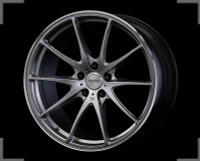 Volk Racing G25 Wheel - 19X10.5 +25 5x120 MERCURY SILVER
