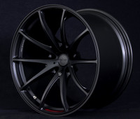 Volk Racing G25 PREMIUM Wheel - 20X11.0 +5 5x114.3 PRESSED BLACK