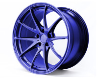 Volk Racing G25 Wheel - 20X12.0 +20 5x114.3 MAG BLUE