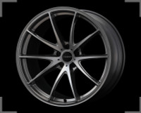 Volk Racing G25 EDGE Wheel - 20X10.5 +24 5x114.3 MERCURY SILVER / SPOKE FDMC