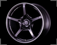 Volk Racing G50 Wheel - 19X10.5 +22 5x120 DARK PURPLE GUNMETAL