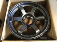 Volk Racing TE37 LARGE PCD PROGRESSIVE Wheel - 18X9.0 +0 5x150 FLAT BLACK