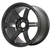 Volk Racing TE37 SAGA Wheel - 18X10.5 +24 5x114.3 DIAMOND DARK GUNMETAL