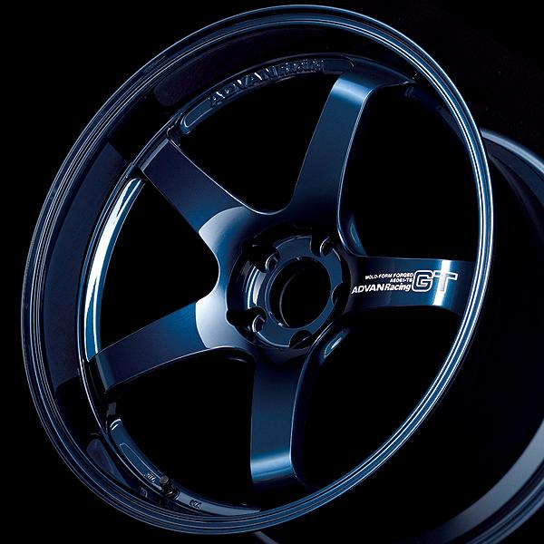 Advan GT PREMIUM VERSION Wheel - 20X9.0 +20 5x120 RACING TITANIUM BLUE