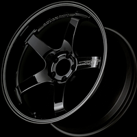 Advan GT PREMIUM VERSION Wheel - 20X12.0 +55 5x130 RACING GLOSS BLACK