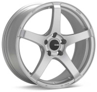 Enkei Kojin Wheel - 17x8 +40 5x100 Silver