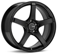 Enkei Kojin Wheel - 18x8.5 +45 5x100 Matte Black