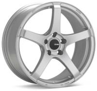 Enkei Kojin Wheel - 18x9.5 +15 5x114.3 Silver