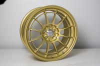 Enkei NT03+M Wheel - 18x9.5 +40 5x100 Titanium Gold