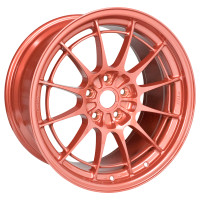 Enkei NT03+M Wheel - 18x9.5 +40 5x114.3 Orange