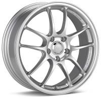 Enkei PF01 Wheel - 15x8 +35 4x100 Silver