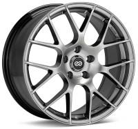 Enkei Raijin Wheel - 18x8 +40 5x114.3 Hyper Silver