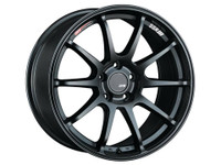 SSR GTV02 Wheel - 18x9.0 +45 5x114.3 Matte Black