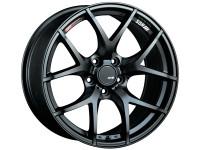 SSR GTV03 Wheel - 18x9.5 +22 5x114.3 Matte Black