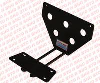 Detachable Front License Plate Kit - Infiniti G37s