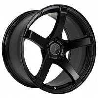 Enkei Kojin Wheel - 18x8.5 +25 5x114.3 Matte Black