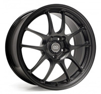 Enkei PF01 Wheel - 17x8 +50 5x114.3 Black