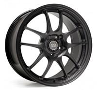 Enkei PF01 Wheel - 17x8 +50 5x114.3 Black