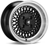 Enkei92 Classic Wheel - 15x7 +38 5x114.3 Black