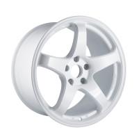 Enkei PF05 Wheel - 18x9.5 +38 5x114.3 White Pearl