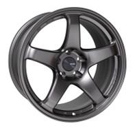 "Enkei PF05 Wheel - 15x8"" +25 4x100 Dark Silver"