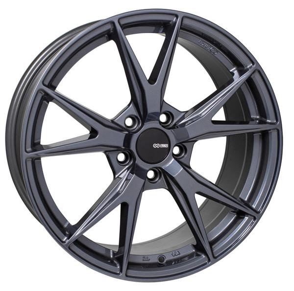 Blue Gunmetal Enkei Phoenix Wheel