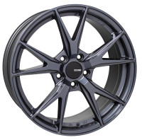 Blue Gunmetal Enkei Phoenix Wheel