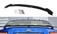 Maxton Design Rear Spoiler Cap - Subaru BRZ / Toyota 86
