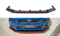 Maxton Design Front Splitter - Subaru WRX STI 2014+