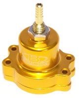 Blox Racing 88-00 Civic / 90-01 Integra / 00+ S2000 Adjustable Fuel Pressure Regulator GOLD