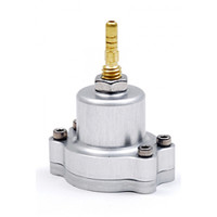 Blox Racing 88-00 Civic / 90-01 Integra / 00+ S2000 Adjustable Fuel Pressure Regulator SILVER