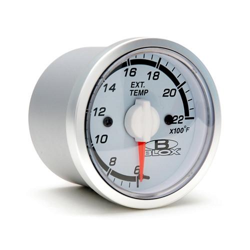 Blox Racing 52MM EGT (Exhaust Gas Temperature) Gauge