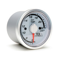 Blox Racing 52MM EGT (Exhaust Gas Temperature) Gauge