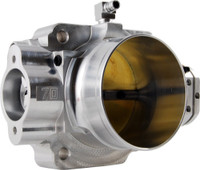 Blox Racing Honda B/D/H/F Series Engines 70mm Billet Throttle Body; Includes TPS