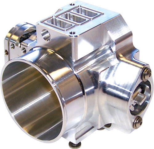 Blox Racing Honda K Series Engines 70mm Billet Throttle Body