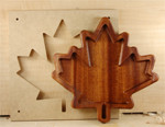 MAPLE Bowl & Tray Template