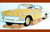 '56 CHEVY INTARSIA PATTERN