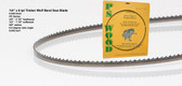 "1/4"" x 6PC Series Timber Wolf® band saw blade"